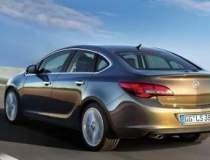 Opel Astra sedan va fi pus in...