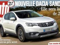 Noua Dacia Sandero: presa...