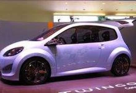 Renault lasa neschimbat noul Twingo