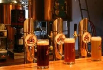 Romanii au baut mai putina bere in primul trimestru