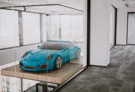 Porsche Engineering Romania isi relocheaza sediul si atinge pragul de 100 de angajati