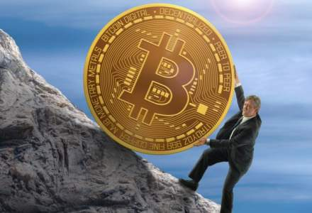 Bitcoin prinde curaj dupa anuntul facut de cel mai mare administrator de active la nivel mondial care s-a aratat interesat de criptomonede si de tehnologia blockchain