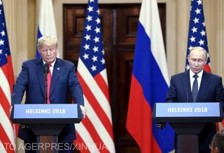 """Laude si victorii"" dupa un summit incert. Ce au stabilit Putin si Trump la Helsinki"