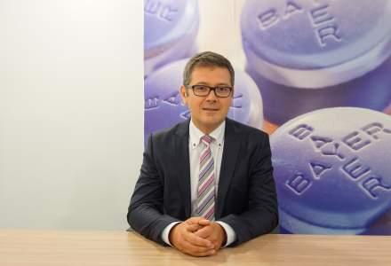 Interviu cu noul sef al diviziei Pharmaceuticals Bayer Romania: Legislatia este cea care afecteaza accesul pacientilor la medicamente