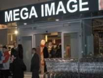 Mega Image deschide magazin...