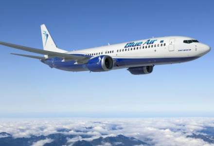 Blue Air a lansat o noua ruta din Bucuresti