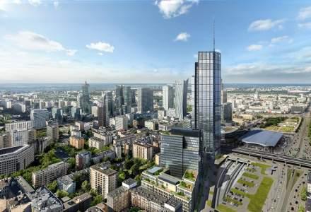 Care sunt cele mai inalte cladiri din Europa Centrala si de Est? Polonia, prima cladire de peste 300 de metri din Europa Centrala si de Est