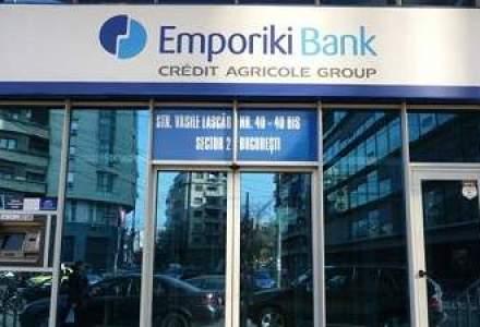 Inainte de alegeri, grecii de la Emporiki lasa subsidiara din Romania pe mana Credit Agricole