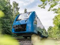 Primul tren de pasageri din...