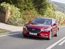 Test drive cu noua Mazda6, un...