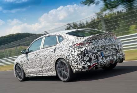 Hyundai dezvaluie primele informatii despre noul i30 Fastback N