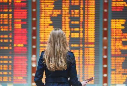 Numarul pasagerilor care au tranzitat aeroporturile din Bucuresti a crescut in primul semestru