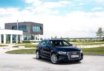 Audi demareaza productia de motoare electrice in Ungaria