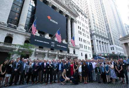 Endava s-a listat la Bursa din New York. Compania are 2.500 de angajati in Romania