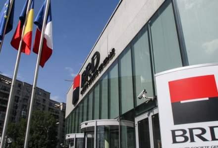 BRD SocGen raporteaza un profit semestrial de 757 milioane lei, in crestere cu o treime. Venitul net bancar avanseaza cu 10%