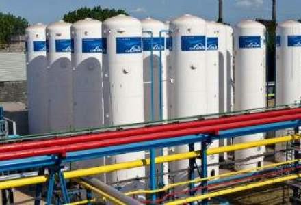 Cum arata fabrica de oxigen inaugurata de Linde la combinatul siderurgic ArcelorMittal