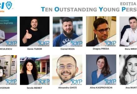 (P) Cine sunt cei 10 finalisti JCI Ten Outstanding Young Persons