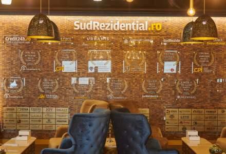 SudRezidential.ro, un sediu transformat in cel mai mare hub imobiliar din Capitala, cu vanzari zilnice din peste 100 de proiecte rezidentiale