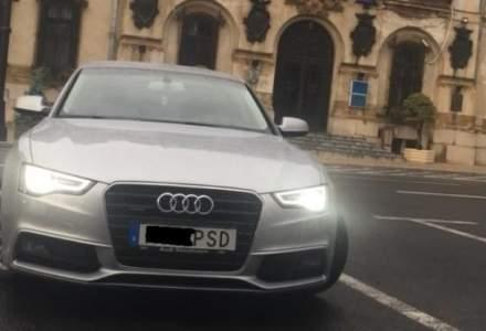 Masina anti-PSD: Procurorii au clasat dosarul/ Soferul isi va recupera permisul