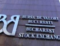 Bursa a scazut pentru a treia...