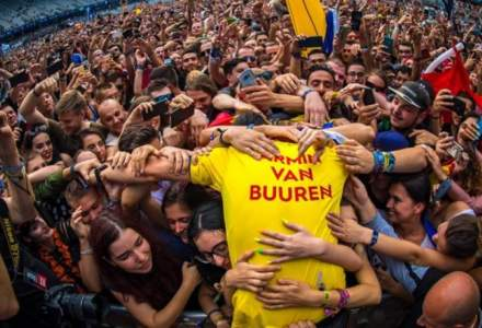 O sursa de inspiratie pentru cariera ta - Armin van Buuren la Untold