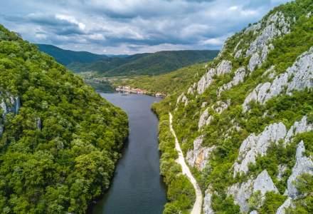 VIDEO si FOTO Destinatii de weekend: Cazanele Dunarii, unul dintre cele mai spectaculoase locuri din Romania