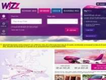 Wizz Air a lansat noul website