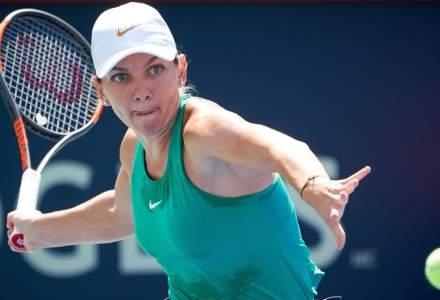 Simona Halep o va infrunta pe Sloane Stephens in finala turneului WTA de tenis de la Montreal