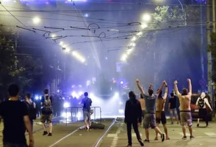 Parchetul Militar a inceput urmarirea penala pentru purtare abuziva, abuz si neglijenta in serviciu in cazul interventiei in forta a Jandarmeriei la protest