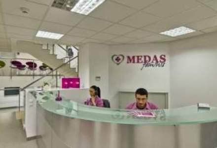 Cum arata la inaugurare clinica Medas Feminis, o investitie de 2 mil. euro [Foto]