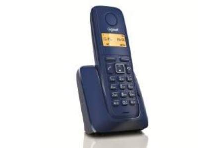 (P) Gigaset A120: un telefon atragator, perfomant si accesibil tuturor