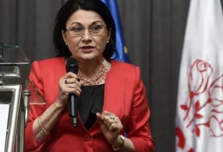 Senatorul PSD, Ecaterina Andronescu, cere retragerea lui Liviu Dragnea de la sefia PSD