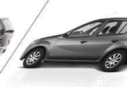 Dacia va incepe in 2008 productia a doua noi modele la Mioveni