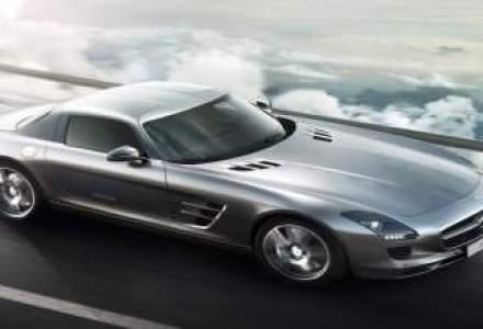 Mercedes devanseaza BMW si devine lider pe piata americana a masinilor de lux