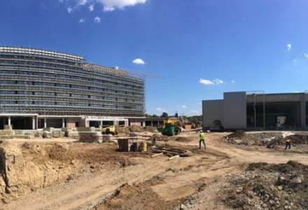 Globalworth a atras o finantare de 46 mil. euro de la BCR, pentru dezvoltarea Renault Bucharest Connected