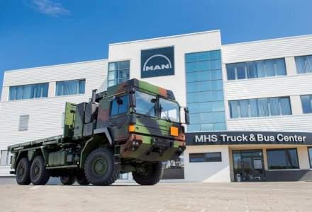Michael Schmidt infiinteaza un joint-venture pentru a produce autocamioane la Roman Brasov