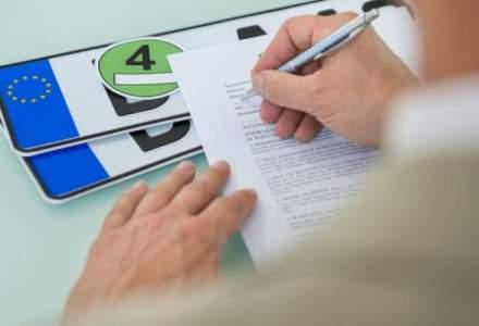 Termenul de depunere a cererii pentru returnarea banilor din taxa auto expira in 10 zile