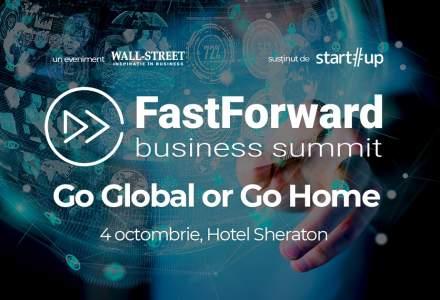 Concurs de pitch-uri pentru antreprenori: inscrie-ti afacerea pe Fast Forward Business Summit