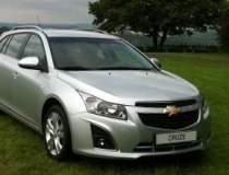 Test cu Chevrolet Cruze...