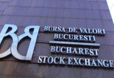Bursa a crescut pentru a cincea sedinta consecutiv