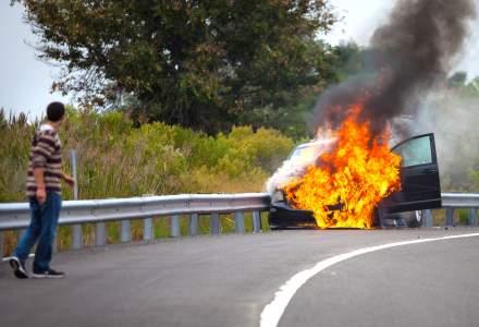 Ce masini pot lua foc. Rechemari in service-urile din Romania pentru peste 12.000 de autoturisme