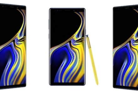 Samsung Galaxy Note9, disponibil in Romania: La ce pret poate fi achizitonat