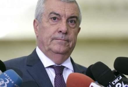 In fata tuturor diplomatilor romani, Tariceanu anunta ca miscarile de strada din Romania nu sunt miscari sociale autonome