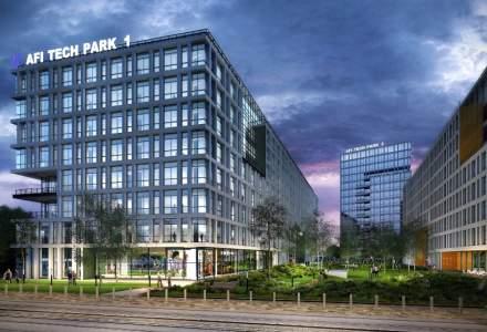 AFI Tech Park 1 a ajuns la un grad de ocupare de 50% inainte de lansare