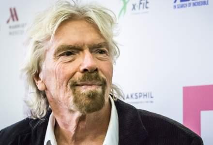 Richard Branson a facut primii pasi in antreprenoriat la doar 16 ani cu mai putin de 2.000 de dolari. Lipsa de bani nu l-a impiedicat sa construiasca imperiul Virgin
