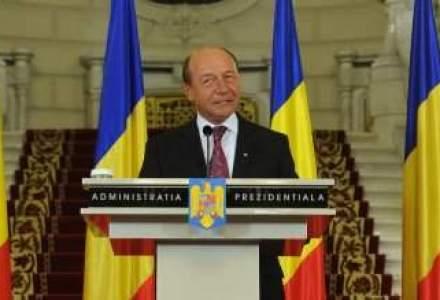 Basescu: Voi continua sa fiu o nuca tare