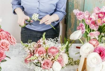 FlorideLux deschide un nou atelier-florarie in Ploiesti in urma unei investitii de 10.000 euro