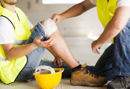 Ministerul Muncii: Numarul persoanelor care au suferit accidente de munca a scazut in primul trimestru cu peste 38%