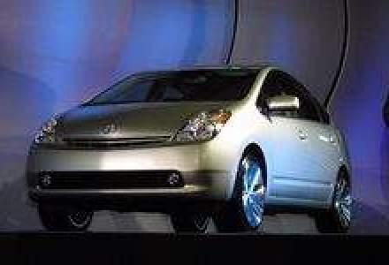 Toyota Romania vrea sa vanda 100 de automobile hibride Prius in 2008