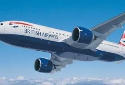 British Airways ofera reduceri de pana la 30% in afara Europei